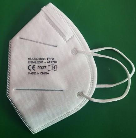 Masque respiratoire KN95/FFP2